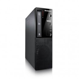 Компютър Lenovo ThinkCentre Edge 72 с процесор Intel Core i7, 3770S 3100Mhz 8MB 4 cores, 8 threads, RAM 8192MB DDR3, 500 GB SATA, А клас