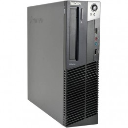 Компютър Lenovo ThinkCentre M78 с процесор AMD A4, 5300B 3400Mhz 1MB, RAM 4096MB DDR3, 250 GB SATA, А клас