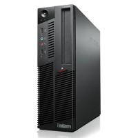 Компютър Lenovo ThinkCentre M90p с процесор Intel Core i5, 650 3200Mhz 4MB 2 cores, 4 threads, RAM 4096MB DDR3, 320 GB SATA, А клас