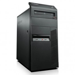 Компютър Lenovo ThinkCentre M91p с процесор Intel Core i7, 2600 3400Mhz 8MB 4 cores, 8 threads, RAM 8192MB DDR3, 500 GB SATA, А клас