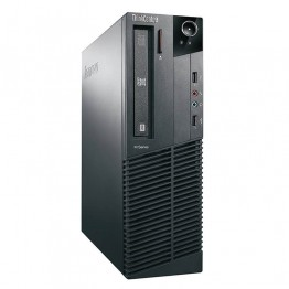 Компютър Lenovo ThinkCentre M91p с процесор Intel Core i5, 2400 3100Mhz 6MB 4 cores, 4 threads, RAM 4096MB DDR3, 320 GB SATA, А клас