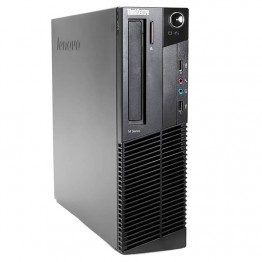 Компютър Lenovo ThinkCentre M92p с процесор Intel Core i3, 3220 3300Mhz 3MB 2 cores, 4 threads, RAM 4096MB DDR3, 250 GB SATA, А клас