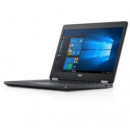 "Лаптоп DELL Latitude E5470 с процесор Intel Core i5, 6300U 2400MHz 3MB 2 cores, 4 threads, 14"", 8192MB DDR4, 128 GB M.2 SSD, 1920x1080 Full HD 16:9, IPS, HDMI"