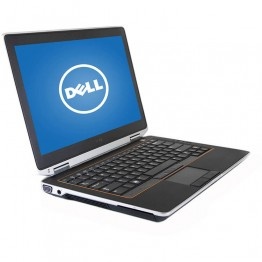 Лаптоп DELL Latitude E6320 с процесор Intel Core i5, 2540M 2600Mhz 3MB 2 cores, 4 threads, 13.3