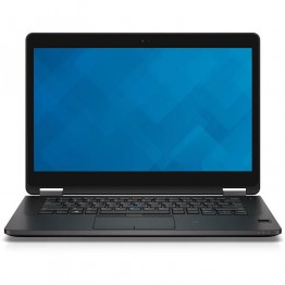 Лаптоп DELL Latitude E7470 с процесор Intel Core i7, 6600U 2600MHz 4MB 2 cores, 4 threads, 14
