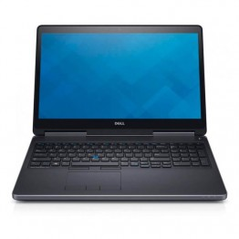 Лаптоп DELL Precision 7510 с процесор Intel Core i7, 6820HQ 2700MHz 8MB 4 cores, 8 threads, 15.6