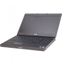 Лаптоп DELL Precision M4800 с процесор Intel Core i7, 4800MQ 2700Mhz 6MB 4 cores, 8 threads, 15.6