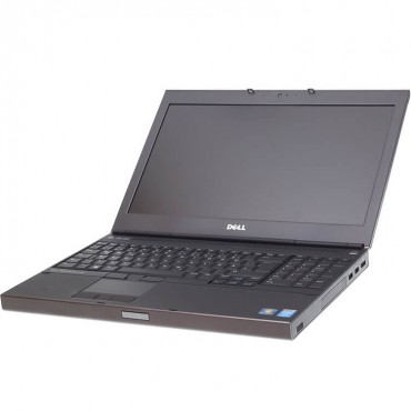 Лаптоп DELL Precision M4800 с процесор Intel Core i7, 4810MQ 2800Mhz 6MB 4 cores, 8 threads, 15.6