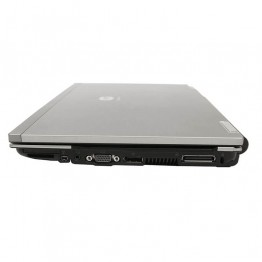 Лаптоп HP EliteBook 2540p с процесор Intel Core i7, 640LM 2130Mhz 4MB 2 cores, 4 threads, 12.1