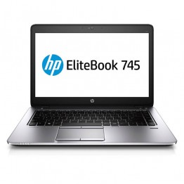 "Лаптоп HP EliteBook 745 G2 с процесор AMD A8, 7150B 1900MHz 4MB, 14"" 1366x768 WXGA LED 16:9, RAM 8192MB So-Dimm DDR3L, 128 GB 2.5 Inch SSD, А клас"
