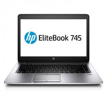 """Лаптоп HP EliteBook 745 G2 с процесор AMD A8, 7150B 1900MHz 4MB, 14"""" 1366x768 WXGA LED 16:9, RAM 8192MB So-Dimm DDR3L, 128 GB 2.5 Inch SSD, А клас"""