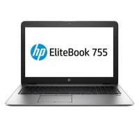 Лаптоп HP EliteBook 755 G3 с процесор AMD PRO A10, 8700B 1800MHz 2MB, 15.6