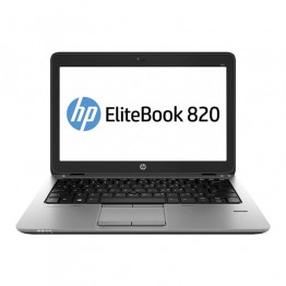 "Лаптоп HP EliteBook 820 G1 с процесор Intel Core i5, 4200U 1600Mhz 3MB 2 cores, 4 threads, 12.5"", RAM 4096MB So-Dimm DDR3L, 128 GB 2.5 Inch SSD, А клас"