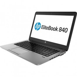 "Лаптоп HP EliteBook 840 G1 с процесор Intel Core i7, 4600U 2100MHz 4MB 2 cores, 4 threads, 14"", 8192MB DDR3L, 128 GB 2.5 Inch SSD, 1920x1080 Full HD 16:9"