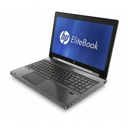 Лаптоп HP EliteBook 8560w с процесор Intel Core i5, 2540M 2600Mhz 3MB 2 cores, 4 threads, 15.6