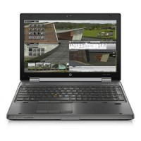 Лаптоп HP EliteBook 8570w с процесор Intel Core i7, 3820QM 2700MHz 8MB 4 cores, 8 threads, 15.6