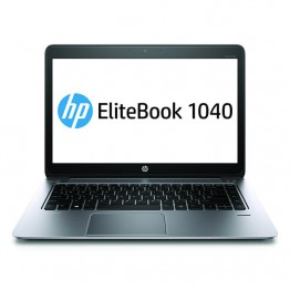Лаптоп HP EliteBook Folio 1040 G1 с процесор Intel Core i7, 4600U 2100MHz 4MB 2 cores, 4 threads, 14