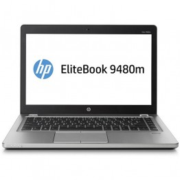 Лаптоп HP EliteBook Folio 9480m с процесор Intel Core i5, 4310U 2000MHz 3MB 2 cores, 4 threads, 14