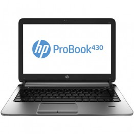Лаптоп HP ProBook 430 G1 с процесор Intel Core i3, 4005U 1700MHz 3MB 2 cores, 4 threads, 13.3