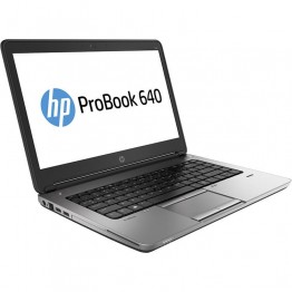 Лаптоп HP ProBook 640 G1 с процесор Intel Core i5, 4200M 2500Mhz 3MB 2 cores, 4 threads, 14