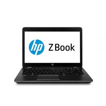 Лаптоп HP ZBook 14 G1 с процесор Intel Core i7, 4600U 2100MHz 4MB 2 cores, 4 threads, 14