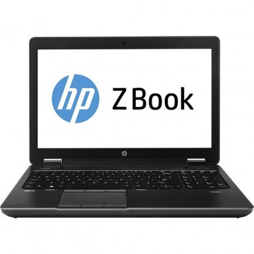Лаптоп HP ZBook 15 G2 с процесор Intel Core i7, 4710MQ 2500MHz 6MB, 15.6
