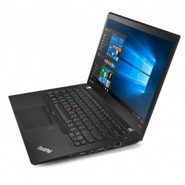 Лаптоп Lenovo ThinkPad T460s с процесор Intel Core i5, 6300U 2400MHz 3MB 2 cores, 4 threads, 14