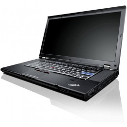 Лаптоп Lenovo ThinkPad T520 с процесор Intel Core i7, 2620M 2700Mhz 4MB 2 cores, 4 threads, 15.6