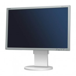 "Монитор NEC EA221WM, 22"", 250 cd/m2, 1000:1, 1680x1050 WSXGA+16:10, Silver/White, Stereo Speakers + USB Hub, А клас"