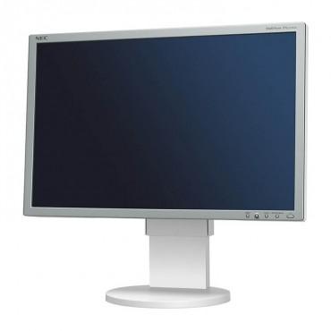 "Монитор NEC EA221WM, 22"", 250 cd/m2, 1000:1, 1680x1050 WSXGA+16:10, Silver/White, Stereo Speakers + USB Hub, А клас"