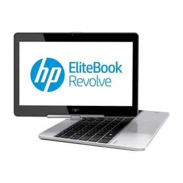 Таблет HP EliteBook Revolve 810 G2 Tablet, RAM 4096MB So-Dimm DDR3L, CPU Intel Core i5 4210U 1700Mhz 3MB, HDD 128 GB M.2 SSD, Display 11.6